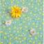 ผ้าสักหลาดพิมล์ลายดอกไม้เอิร์ล จากเกาหลี ขนาด 1 mm Size 45x30 cm / ชิ้น (Pre-order) thumbnail 4