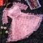 (เช่าชุดราตรี) ชุดราตรี <สีม่วง> รหัสสินค้า EK_SEVS0707 thumbnail 6