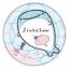 จานเมลามีน Jinbei-san ใต้ทะเล thumbnail 1