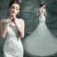 (Pre-Order) ชุดแต่งงาน <แขนกุด หางปลา> รหัสสินค้า WDL0701 thumbnail 1
