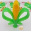 Corn Toothbrush ซิลิโคนนวดเงือก + ยางกัด ข้าวโพด thumbnail 3