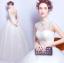 (Pre-Order) ชุดแต่งงาน <แขนกุด> รหัสสินค้า WDL0831 thumbnail 1