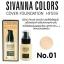 Sivanna Colors Cover Foundation HF559 40 ml. ซีเวียน่า โคเวอร์ ฟาวเดชั่น รองพื้นสูตรน้ำ thumbnail 5