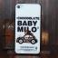 เคสไอโฟน 4/4S เคส Milo น่ารัก เท่ห์ๆ thumbnail 9