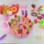 Birthday Cake ชุดหั่นและตกแต่งเค้ก ชุดใหญ่ 72 ชิ้น thumbnail 3