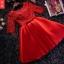 (เช่าชุดราตรี) ชุดราตรี <สีแดงเลือดหมู> รหัสสินค้า EK_SEVS0691 thumbnail 4