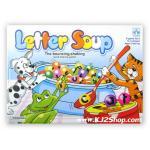 เกมส์ Letter Soup ตักตัวอักษรเรียนรู้คำศัพท์ภาษาอังกฤษ
