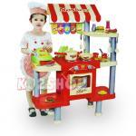 ชุดครัว Shop Fast Food...ร้านค้าขายอาหารจานด่วน