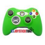 ซิลิโคนจอย Xbox - สีเขียว