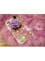 iPhone 4 Case : Vio Rosy Jewelry Case