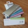 Eloop E18 แบตสำรอง 4000mAh เบาและบางมาก จัดไปราคาถูกๆ 220 บาท