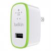 หัวชาร์จบ้าน belkin 2.1 แอมป์ (สีขาว)