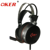 หูฟัง Oker X93 Gaming headset 7.1 Surround /vibration (Black)