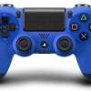จอย PS4: Dual Shock 4 - Blue [PC/PS4]