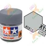 Acrylic X11 Chrome Silver 10ml