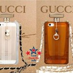 GUCCI Perfume Bottle Case iPhone 5/5S