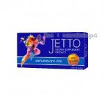 Jetto เจทโตะ ของแท้ ราคาถูก 1800 บาท อาหารเสริมสำหรับผู้ชาย บำรุงร่างกาย ยาแก้หลั่งเร็ว