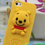 Baby Pooh Silicone Case iPhone 4/4s