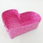 กล่องหัวใจ สีชมพู H-11