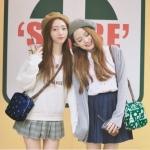กระเป๋าสะพายข้างยี่ห้อ Super Lover ของแท้ญี่ปุ่นและเกาหลีใต้ผ้าใบมินิมินิน่ารัก มี 5 ลาย (Pre-order)