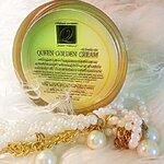 ครีมฟักทองผสมทองคำ (แบรนด์ Queen Natural.)