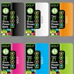 Golf Power Bank 10000 mAh GF-027 (ส่งฟรี EMS)