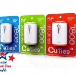 Powerbank Arun Cuties 7800 mAh (ส่งฟรี EMS)