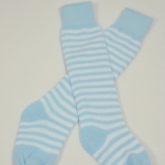 SD10/13 Blue Stripe Socks