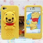 Baby Pooh Silicone Case iPhone 5/5s