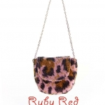 Leopard Pattern Side Bag
