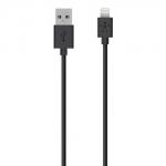 สายชาร์จ หัว Lightning belkin iPhone 5 หรือสูงกว่า (สีดำ)