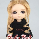 Curly Pony Tail Wig (5 colors)