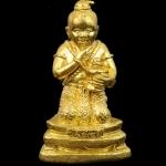 """กุมารทอง คงทอง เป็นพี่ชายคนโตของน้องทองเพชร และ น้องพ่วงเพชร เนื้อทองล่ำอู่ รุ่นบันดาลทรัพย์ ปี 2552 """"บูชาไว้ให้ดี..โลกนี้ไม่มีใครเสกกุมารได้ขลังกว่านี้อีกแล้ว"""" หลวงปู่หงษ์ พรหมปัญโญ สุสานทุ่งมน จ.สุรินทร์ เก่าเก็บอยุ่ในซีลจ้ะ ใกล้หมดแล้วจ้าาา"""