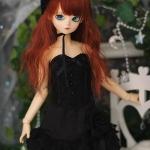 [Pre-Order] Black Lace Lady