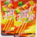 Pocky Tropical Pineapple Mango Chocolate
