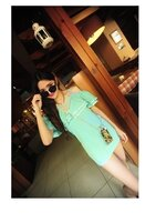 Orange Dress 1119-2 : Pre-order