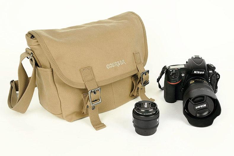 กระเป๋ากล้อง courser M8102