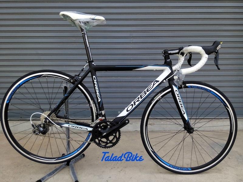 จักรยานเสือหมอบ Orbea Aqua 10-TH ปี 2014