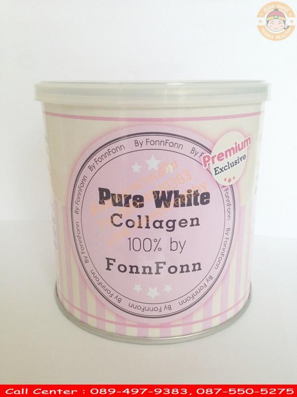 Pure White Collagen 100% By FonnFonn
