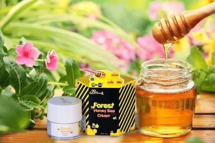 Forest Honey Bee Cream By B'secret
