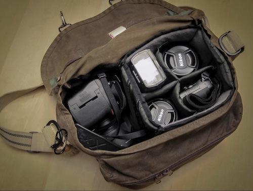 เลือกกระเป๋ากล้อง