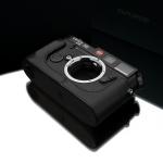 Gariz Leather Half-case for Leica M6, M7 : Black
