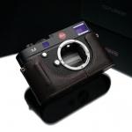 Gariz Leather Half-case for Leica M type 240 : Brown