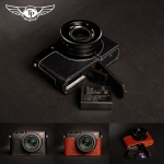 TP Leather Half-case for Leica D-LUX typ109