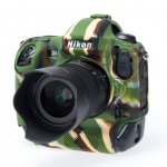 Nikon D4s EasyCover Silicone Case -Camouflage