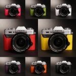 เคสกล้อง TP Half-case Fuji X-T10, X-T20 color collection