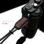 Gariz Leather Wrist Strap : XS-WBL7 (Brown)