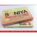 โซนิญ่า Soniya อาหารเสริมกำจัดสิว แบบ 2 กล่อง