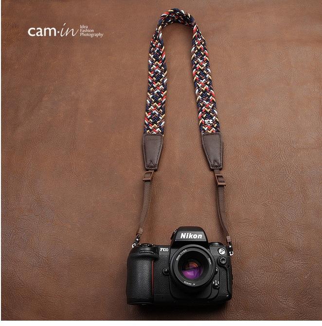 สายคล้องกล้อง cam-in CAM8798