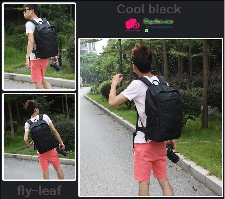 กระเป๋ากล้อง Fly-Leaf 9138 Backpack